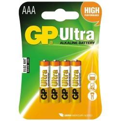Bateria GP LR03 alkal.ULTRA A4