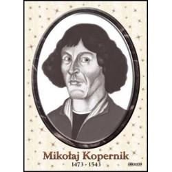 PortretKopernik Mikołaj
