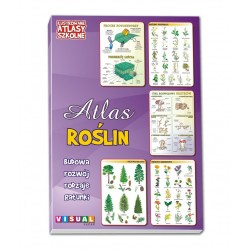 Ilustrowane Atlasy Szkolne - Atlas Roślin