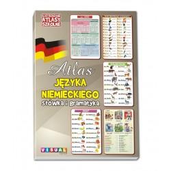 Ilustrowane Atlasy Szkolne - Atlas Języka Niemieckiego