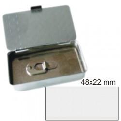 Stempel w etui metalowym E4822 [48x22mm]