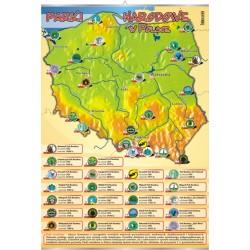 PlanszaVISUAL SYSTEM - Parki narodowe w Polsce