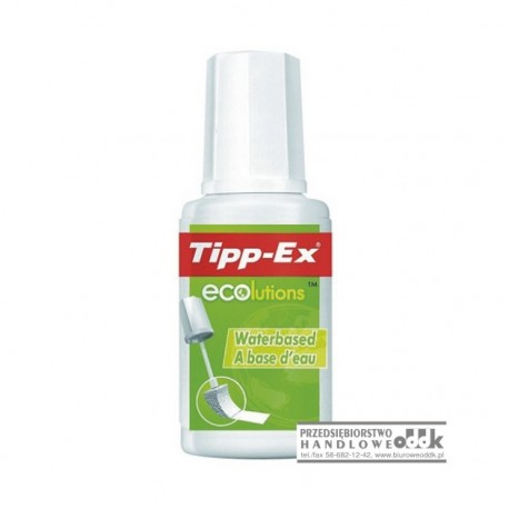 Korektor płynny z pędzelkiem TIPP-EX