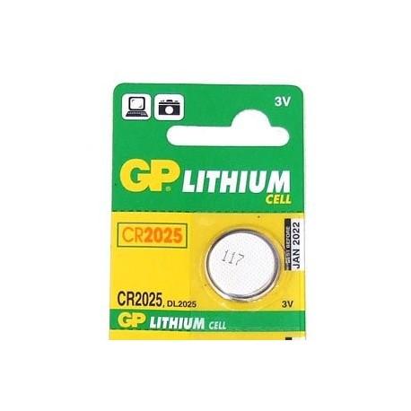 Bateria GP 2025