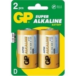 Bateria GP LR20 alkaliczna A'2