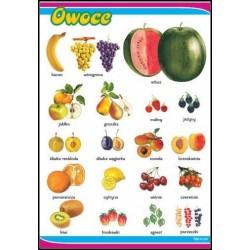 Plansza Owoce