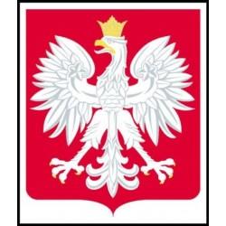 Godło Polski 40 cm x 34 cm