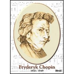 PortretChopin Fryderyk