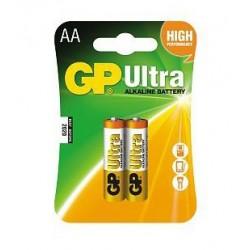 Bateria GP LR6 alkal.ULTRA A'2 - 2 sztuki