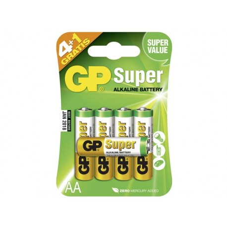 Bateria GP LR6 alkaliczna A'5