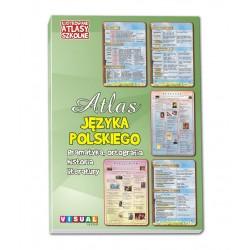 Ilustrowane Atlasy Szkolne - Atlas Języka Polskiego