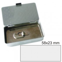 Stempel w etui metalowym E5823 [58x23mm]