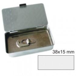 Stempel w etui metalowym E3815 [38x15mm]