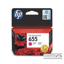 Tusz HP655 magenta