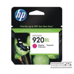 Tusz HP920xl purpurowy