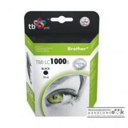 Tusz TB zamiennik Brother LC1000B czarny