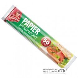 Papier śniadaniowy 50 arkuszy