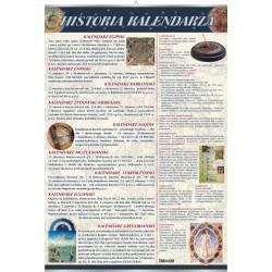 PlanszaVISUAL SYSTEM - Historia kalendarza