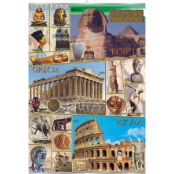 PlanszaVISUAL SYSTEM - Sztuka starożytna