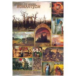 PlanszaVISUAL SYSTEM - Romantyzm - sztuka XIX wieku