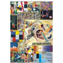 PlanszaVISUAL SYSTEM - Abstrakcjonizm - sztuka XX wieku