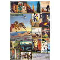PlanszaVISUAL SYSTEM - Surrealizm - sztuka XX wieku