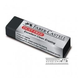 Gumka FABER CASTELL dust-free czarna