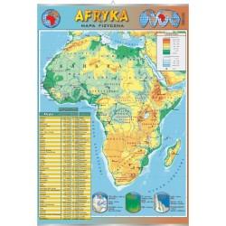 Plansza VISUAL SYSTEM - Afryka