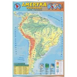 PlanszaVISUAL SYSTEM - Ameryka Południowa