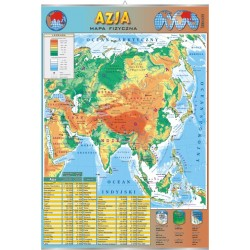 PlanszaVISUAL SYSTEM - Azja