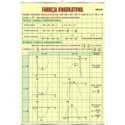PlanszaVISUAL SYSTEM - Funkcja kwadratowa