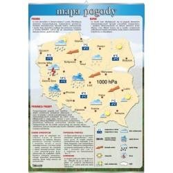 PlanszaVISUAL SYSTEM - Mapa pogody