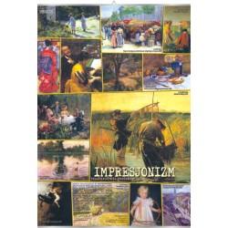 PlanszaVISUAL SYSTEM - Impresjonizm - malarstwo polskie