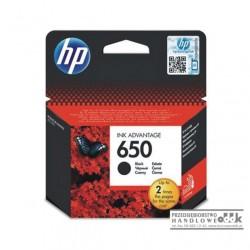 Tusz HP650 czarny