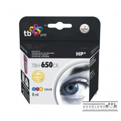 Tusz TB zamiennik HP650 kolor