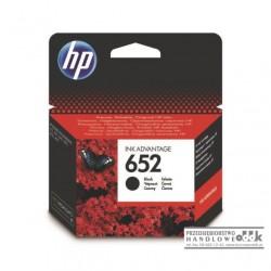 Tusz HP652 czarny