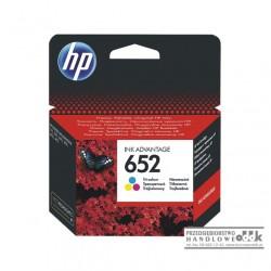 Tusz HP652 kolorowy