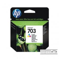 Tusz HP703 kolorowy