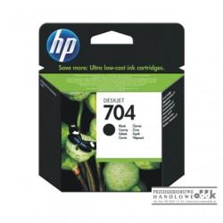 Tusz HP704 czarny
