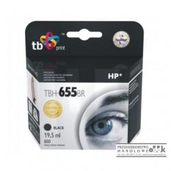 Tusz TB zamiennik HP655 czarny
