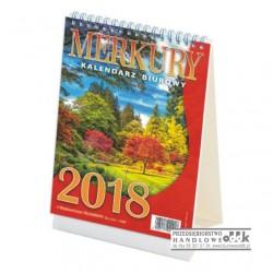 Kalendarz TELEGRAPH Merkury