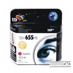 Tusz TB zamiennik HP655 purpurowy