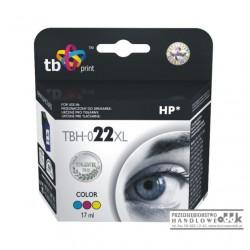 Tusz TB zamiennik HP22xl kolorowy