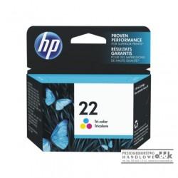 Tusz HP22 kolorowy