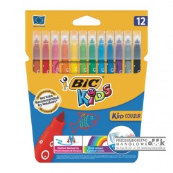 Mazaki 12 kol. BIC Kid Couleur