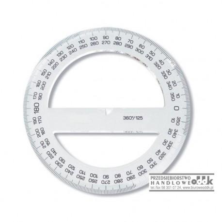 Kątomierz kołowy 360 stopni