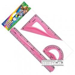 Zestaw geometryczny duży