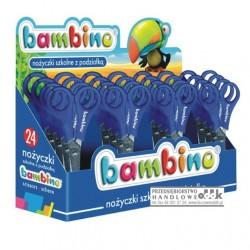 Nożyczki dla dzieci BAMBINO
