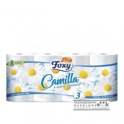 Papier toaletowy Camilla FOXY