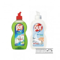 Płyn do mycia naczyń PUR 450ml